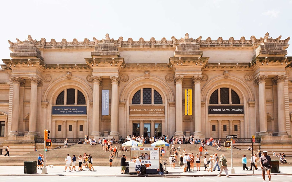 Guide to Visiting the Metropolitan Museum of Art, New York