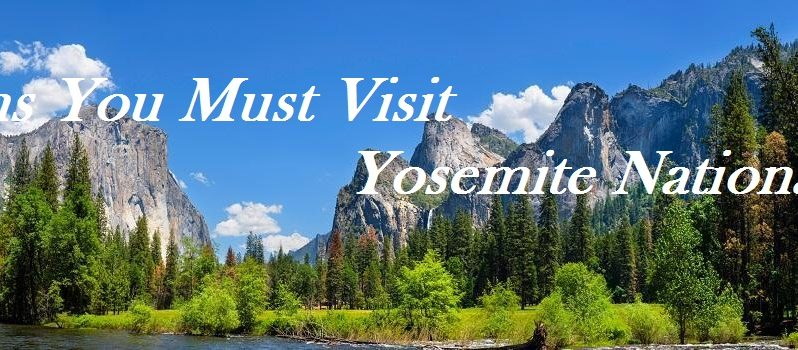 5 Reasons You Must Visit Yosemite National Park