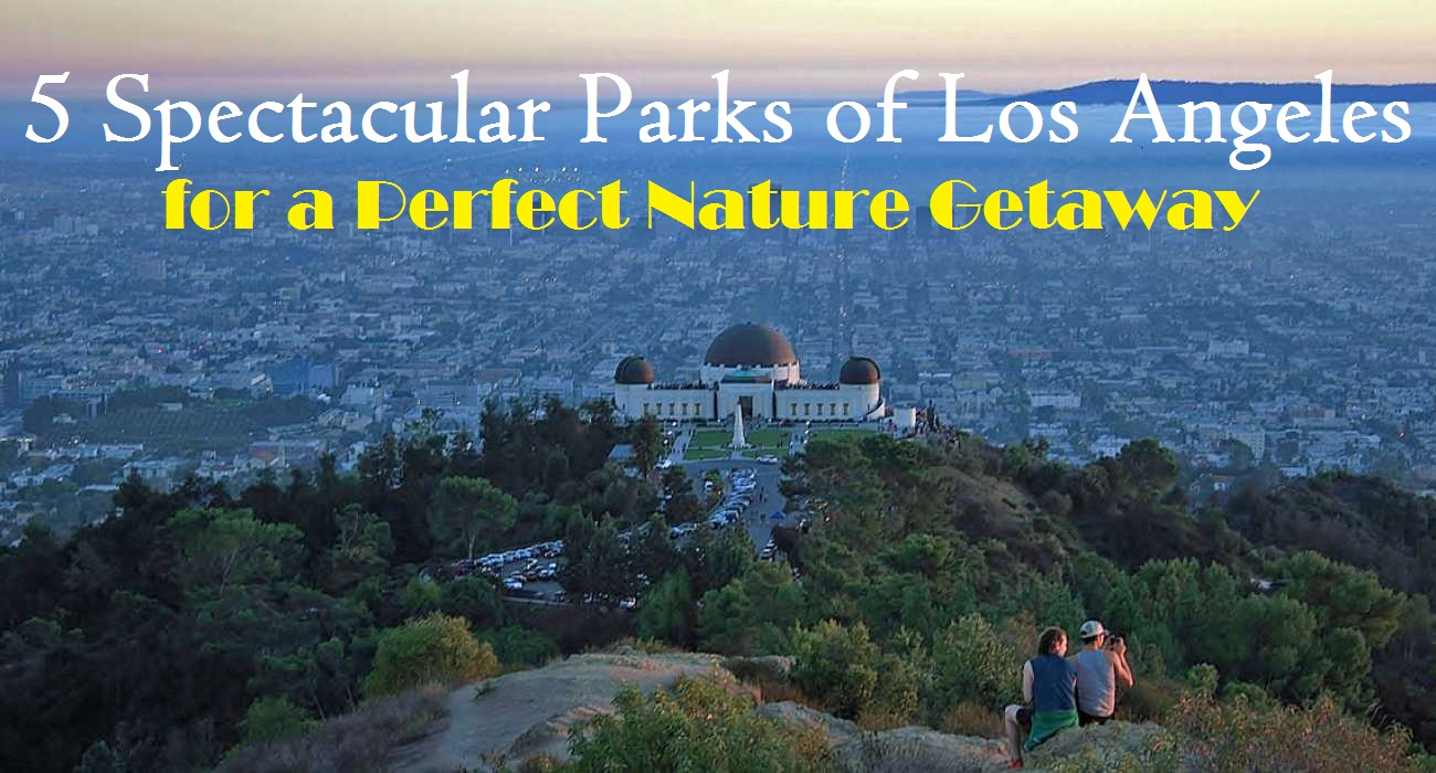 5 Spectacular Parks of Los Angeles for a Perfect Nature Getaway