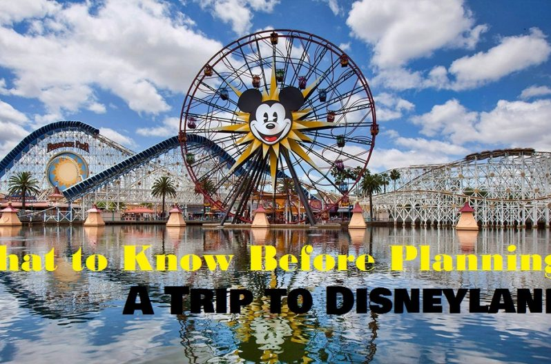 What to Know Before Planning a Trip to Disneyland?