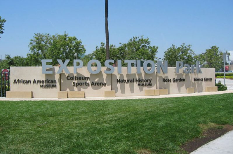 Exposition Park: A Blend of Science and Nature