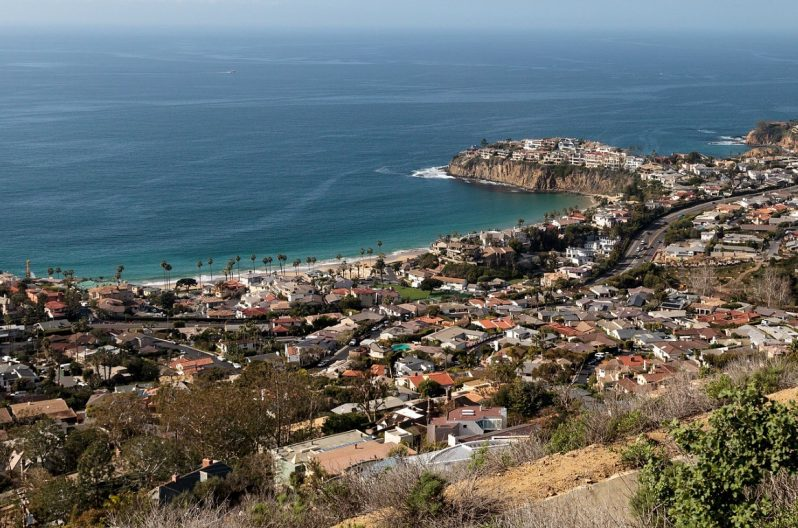 5 Pleasant Ways to Spend Time at Laguna Beach City, California