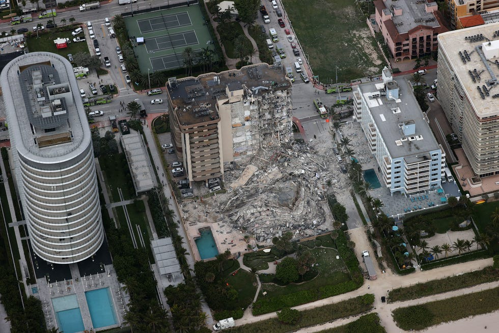 What to Know About the Building Collapse in Miami in 2021?